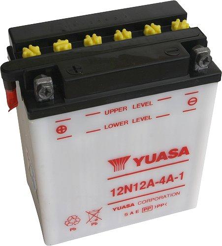 Akumulator motocyklowy YUASA 12N12A-4A-1